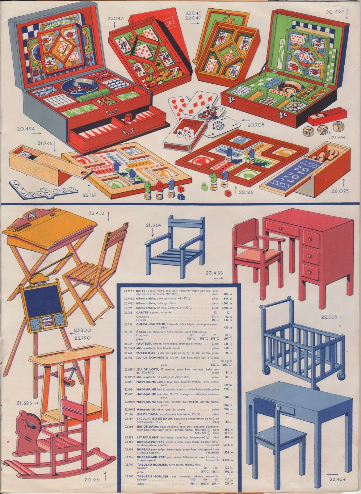 the paper collector more from comptoir general de la bimbeloterie 1949 1950. Black Bedroom Furniture Sets. Home Design Ideas