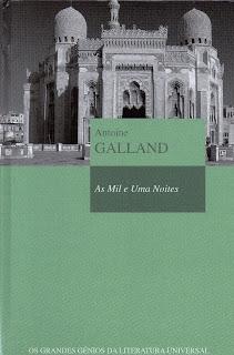 As Mil e Uma Noites, Antoine Galland