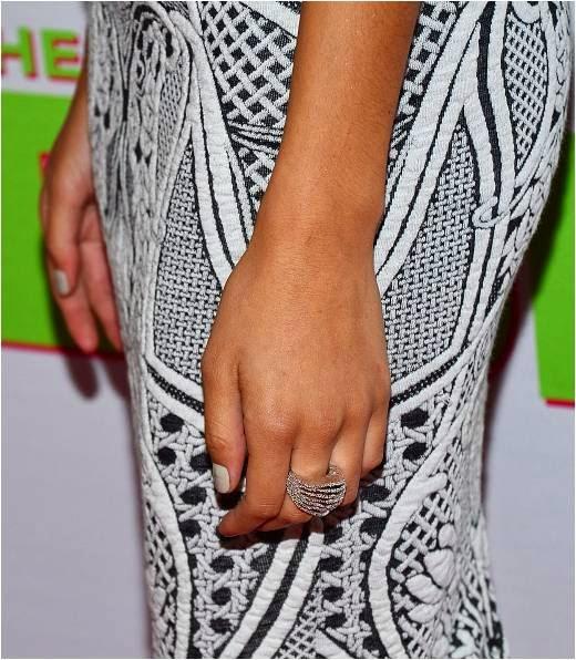 Bianca Santos Silver Tentacle Leaf Ring