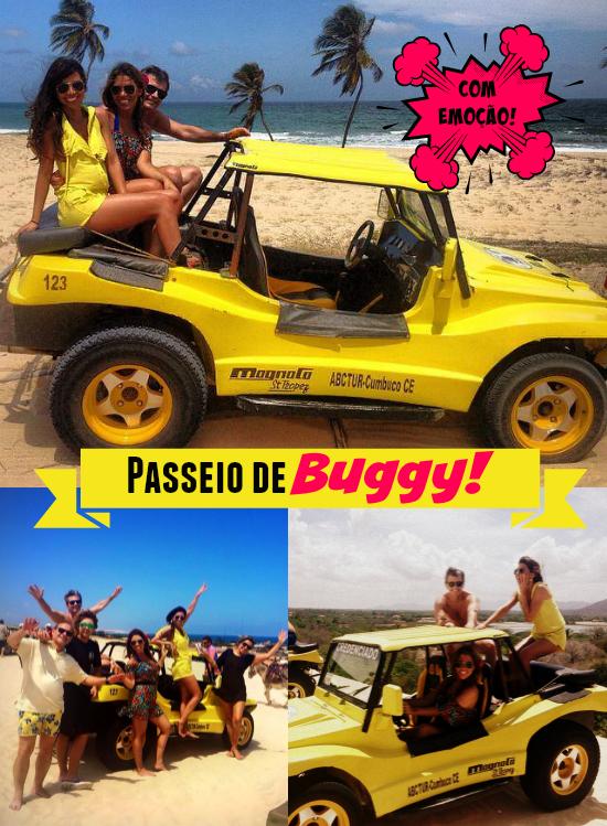 praia do cumbuco buggy