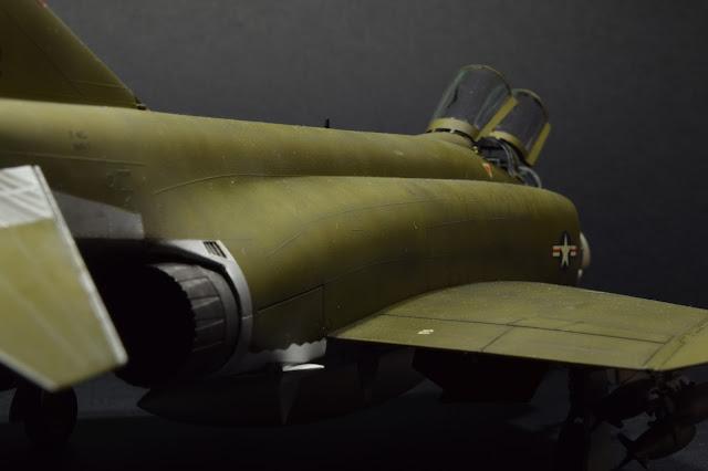 F-4G F-4B VF-213 Hasegawa 1/48