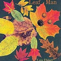 http://www.amazon.com/Leaf-Man-Lois-Ehlert/dp/0152053042/ref=sr_1_1?ie=UTF8&qid=1418015974&sr=8-1&keywords=leaf+man+book