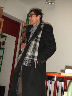 Fernando Mansilla, Poemas para la no posteridad, Cangrejo Pistolero Ediciones, Arrebato Libros