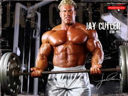 Jay Cutler Mr.Olympia 4 สมัย