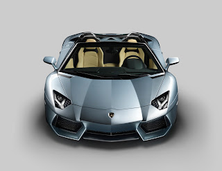 Lamborghini Aventador Roadster: LP 700-4 Convertible Gains Some Headroom