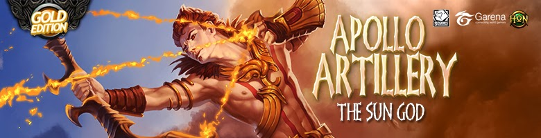 Apollo Artillery The Sun God HON Heroes Of Newerth