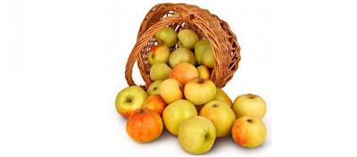 Manisnya Manfaat Buah Apel!