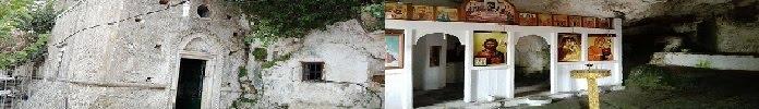Το σπήλαιο και ο ναός της Αγίας Φωτεινής στο Αβδού