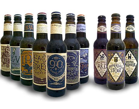My Favorite Beer Label Designs Brewery Power Rankings 2013 – Beer Label