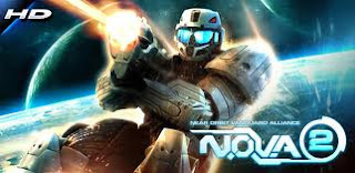 N.O.V.A 2 HD Full apk+sd data