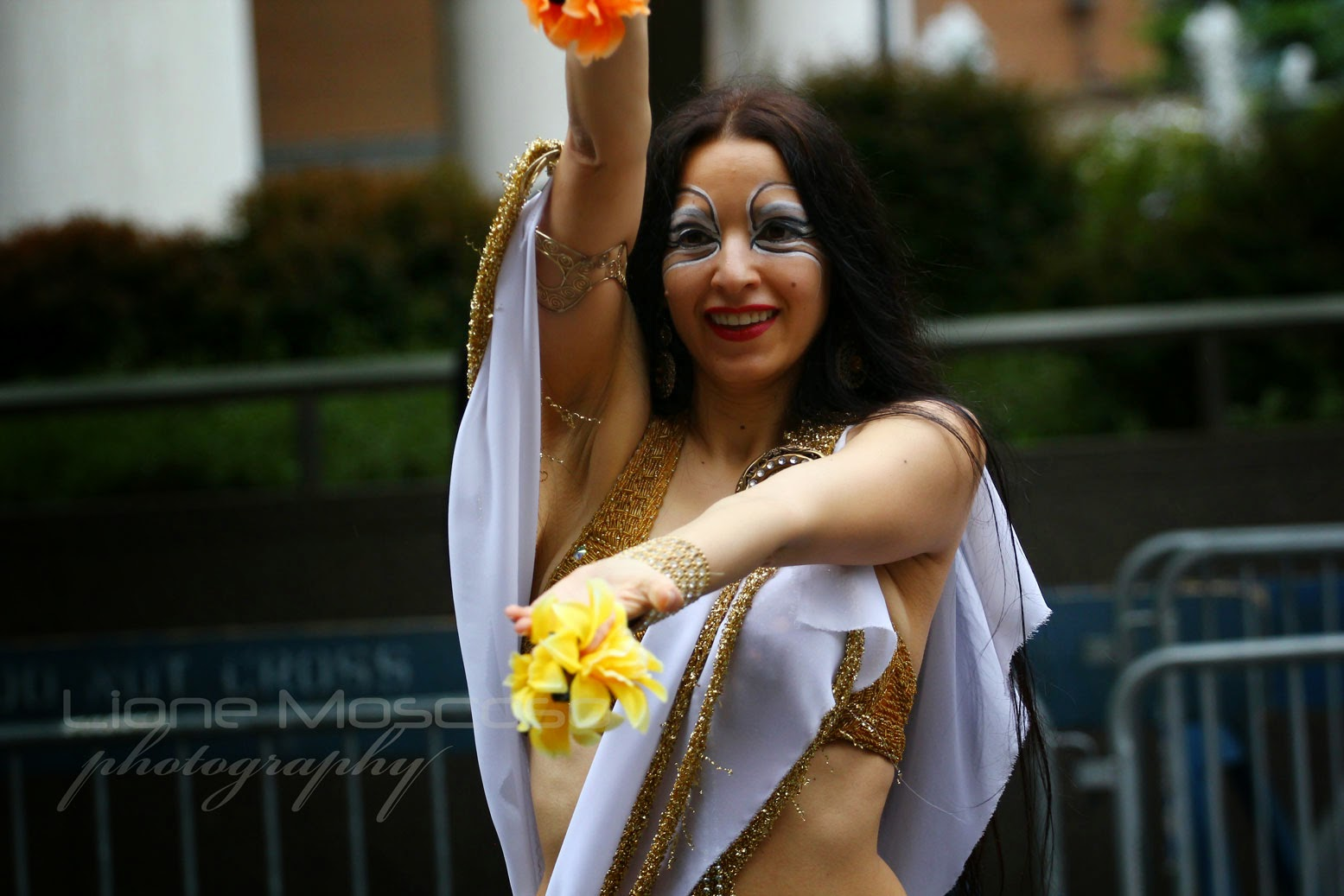 Spectacular belly dance  in New York City