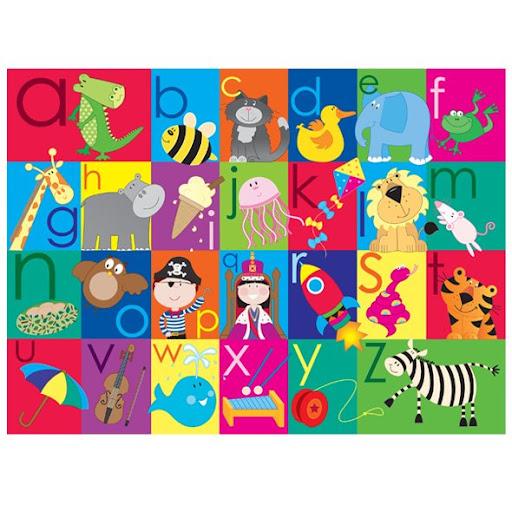 Dibujos Infantiles En Color. Dibujitos Para Imprimir De ...