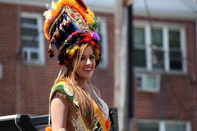 Desfile Ecuatoriano Queens NYC