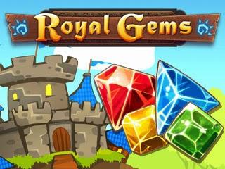 لعبة المجوهرات Royal Gems