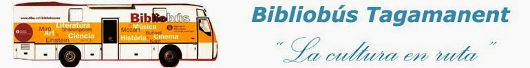 BIBLIOBÚS TAGAMANENT