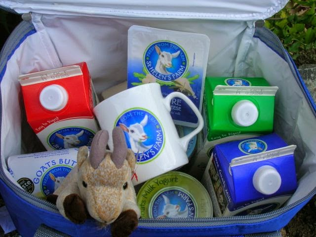 Goat's Milk Products