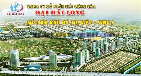Khu Dự Án Đất Nền Khu Đô Thị Việt Nam - Singapore (VSIP I)