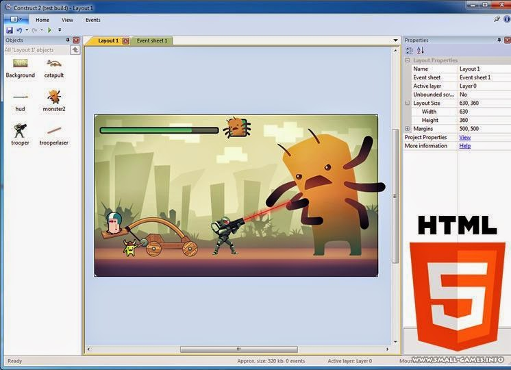 construct Free construct 2 tutorials and videos professional indie game marketing services & game publishing solutions your #1 ranked hub for indie games.
