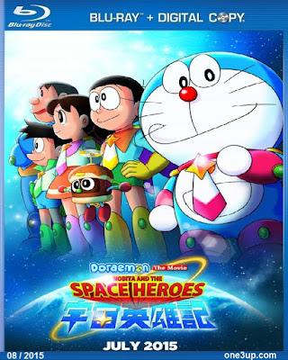 [MINI-HD] DORAEMON: NOBITA AND THE SPACE HEROES (2015) โดราเอมอน เดอะมูฟวี่ ตอน โนบิตะผู้กล้าแห่งอวกาศ [1080P] [SOUNDTRACK บรรยายไทย] Doraemon%2B%255BONE3UP%255D