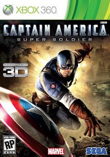 Captain America   Super Soldier [XBOX360]