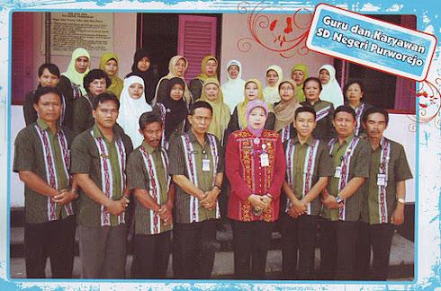 Kepala Sekolah, Guru dan Karyawan
