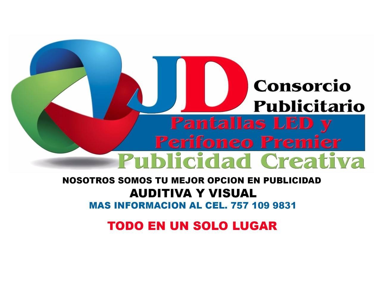 CONSORCIO PUBLICITARIO JD