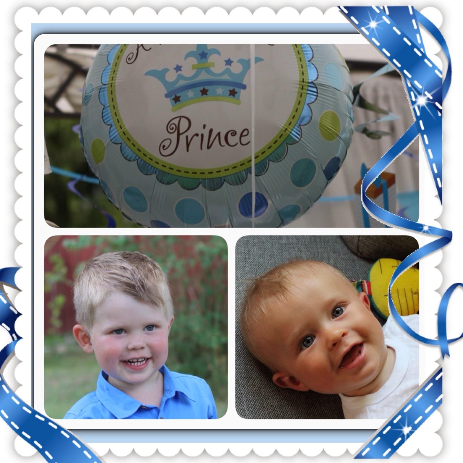Två små Prinsar