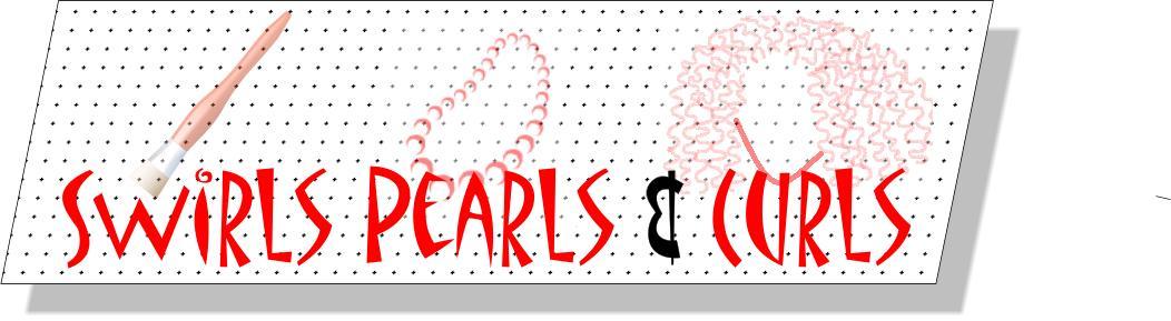 Swirls Pearls & Curls