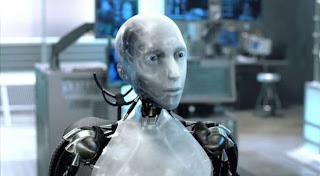 робот наделен душой