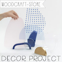 """""""Decor project"""" Годовой СП в блоге """"WOODcraft"""""""