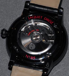 Calibre Jaquet Droz 4063D
