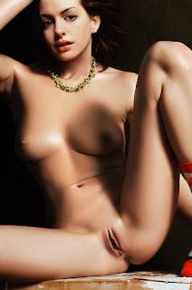 nude anna hathaway