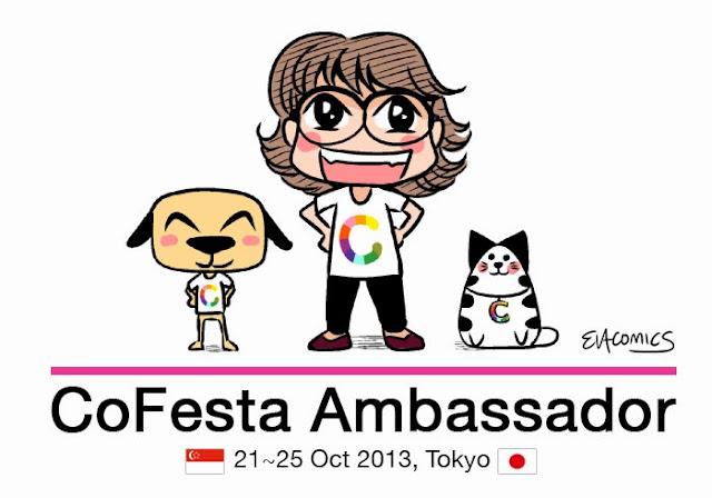 cofesta ambassador
