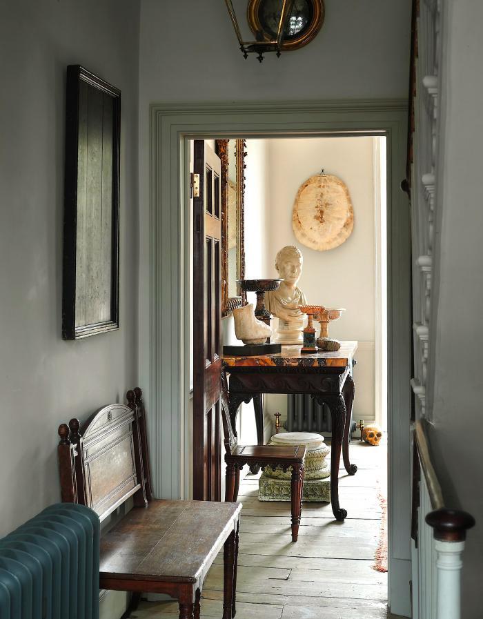 C mo decorar una casa con antig edades y que parezca for Como decorar una casa antigua