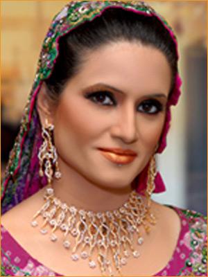 indian makeup. After Makeup Indian Biridals