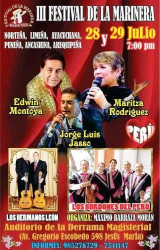 Festival de la Marinera