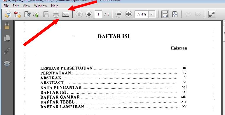 Cara Atasi File PDF Tidak Bisa di-Print, File PDF di-Password