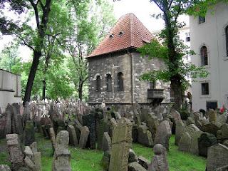Cementerio Judío - Praga
