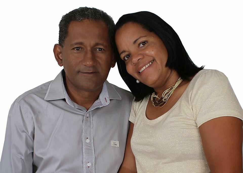 Pastor da IPJD e sua Esposa