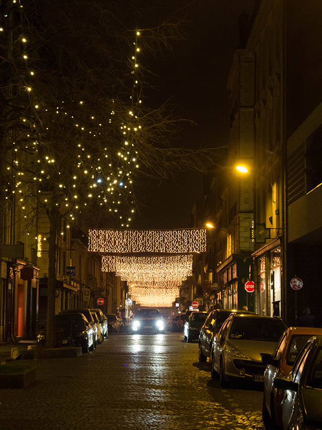 blog Rennes la paillette décorations Noel guirlandes lumineuses