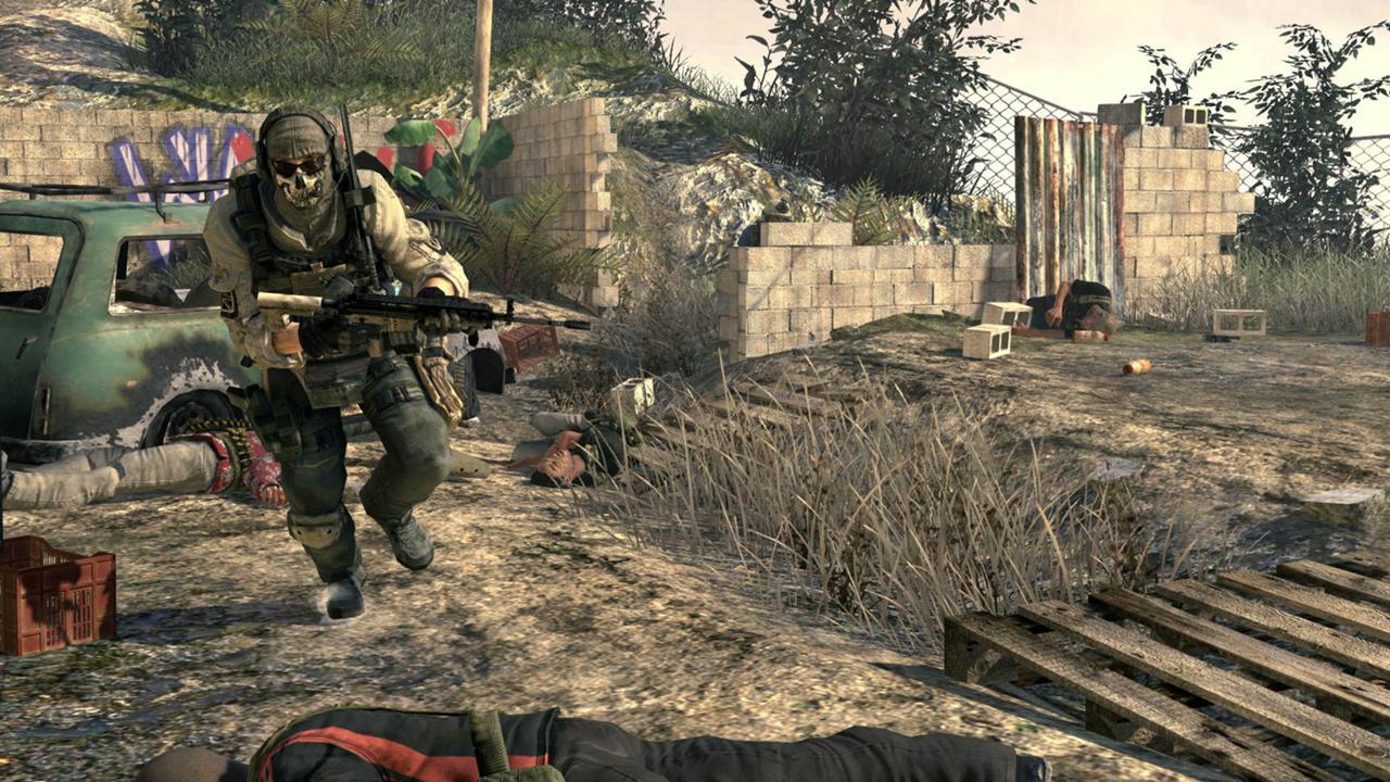 descargar call of duty modern warfare 2 para pc por utorrent