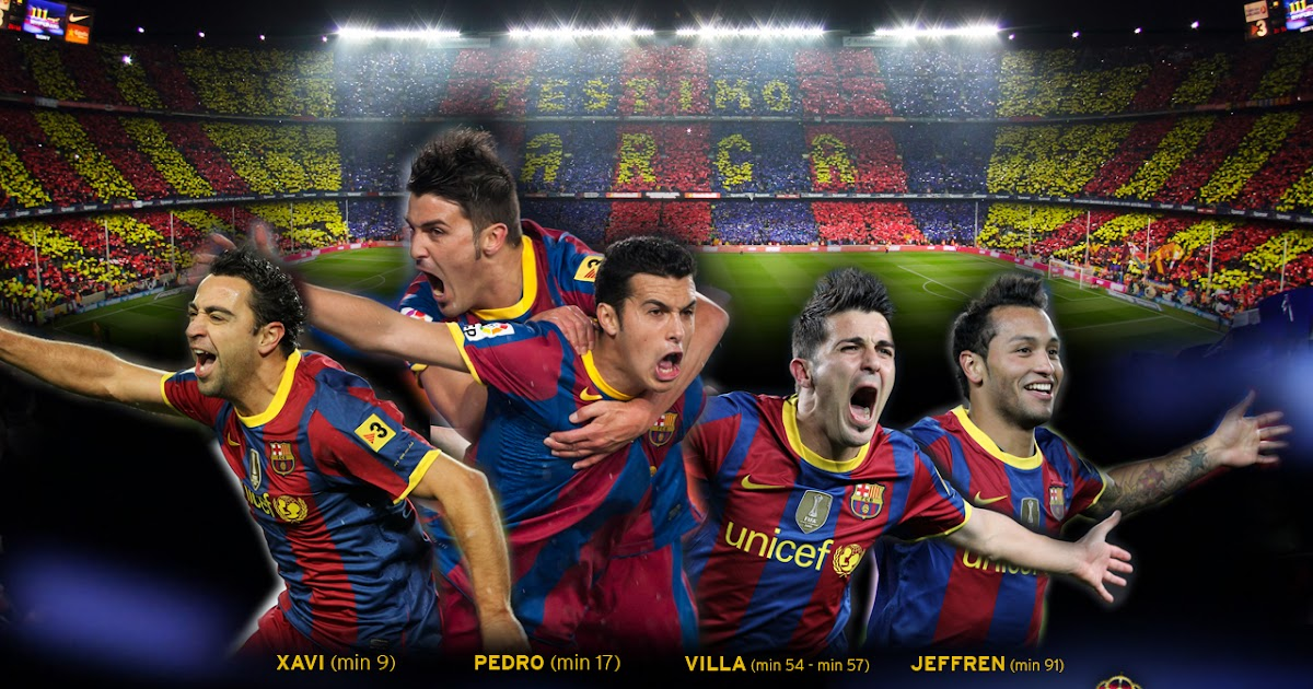 Futbol club barcelona partidos memorables futbol club - Delineante barcelona ...
