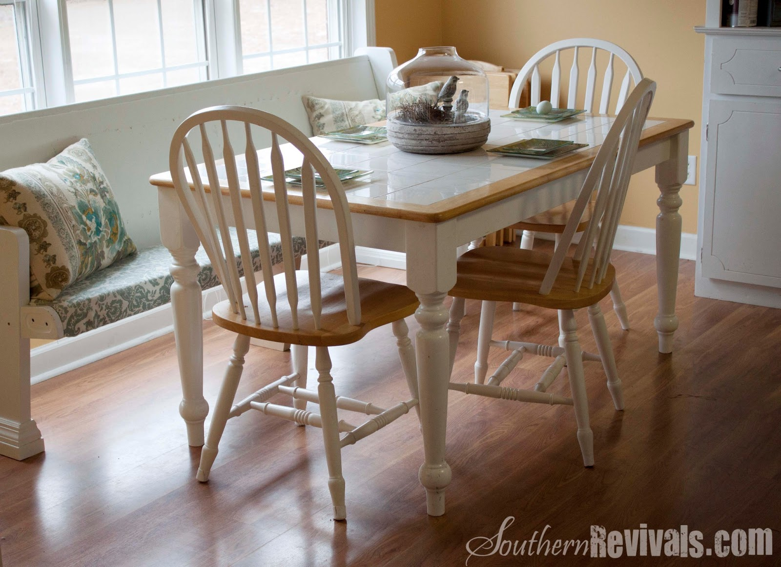 My Spring Tablescape Makeover with World Market - Southern Revivals