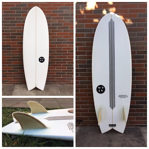 Pranchas de Surf Retrô - Old School