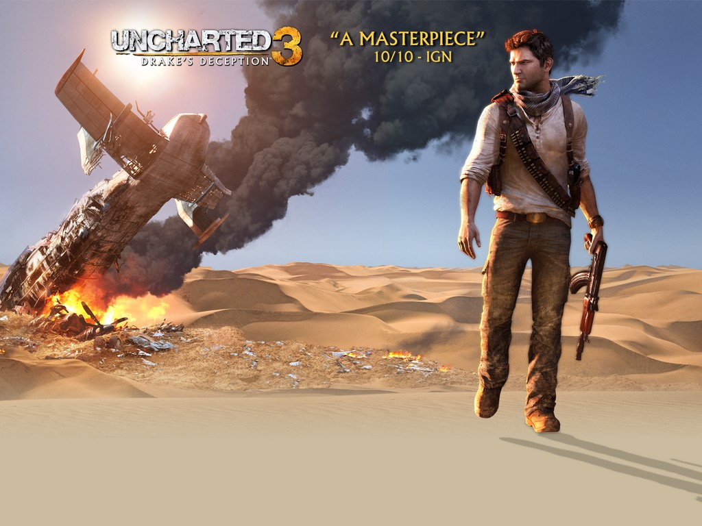 Ultra HD K Uncharted drakes deception Wallpapers HD Desktop