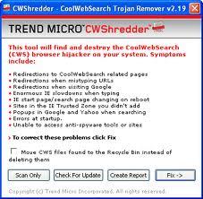 Download Free Software CWShredder 2.19