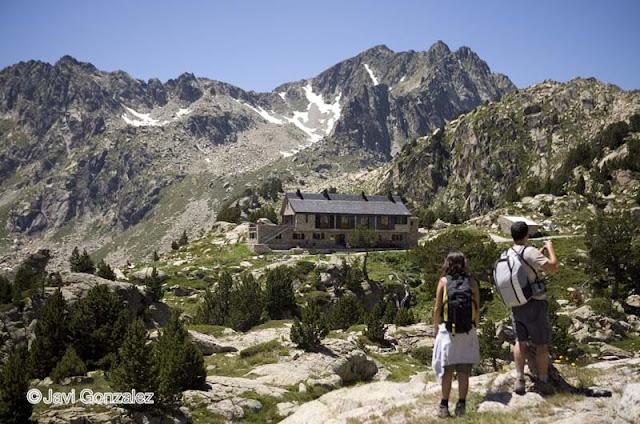 Pirineo, PN Aigüestortes i l'Estany de Sant Maurici, Lleida,