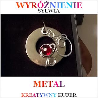 http://kreatywnykufer.blogspot.com/2015/05/wyniki-wyzwania-upcykling-metal.html