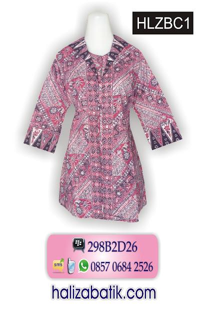 085706842526 INDOSAT, Baju Batik, Busana Batik, Gambar Baju Batik, HLZBC1, http://grosirbatik-pekalongan.com/Blus-hlzbc1/