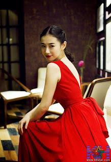 Pretty Model Zhang Xin Yuan